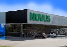 Проектирование торгового центра NOVUS